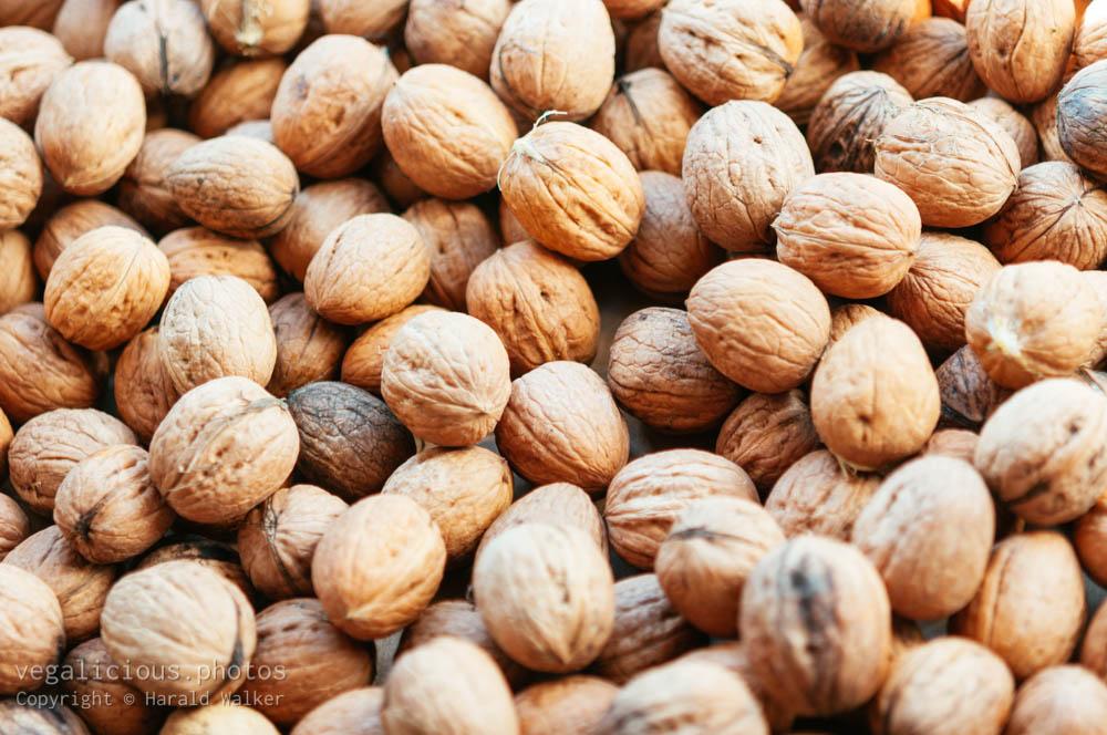 Stock photo of Fresh Walnuts