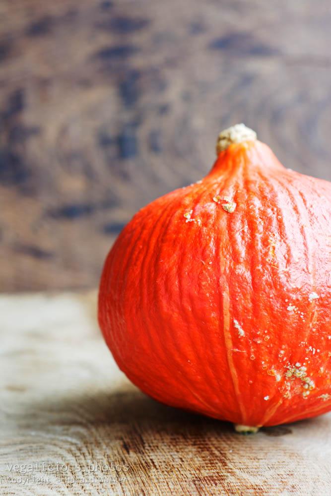 Stock photo of Red kuri squash