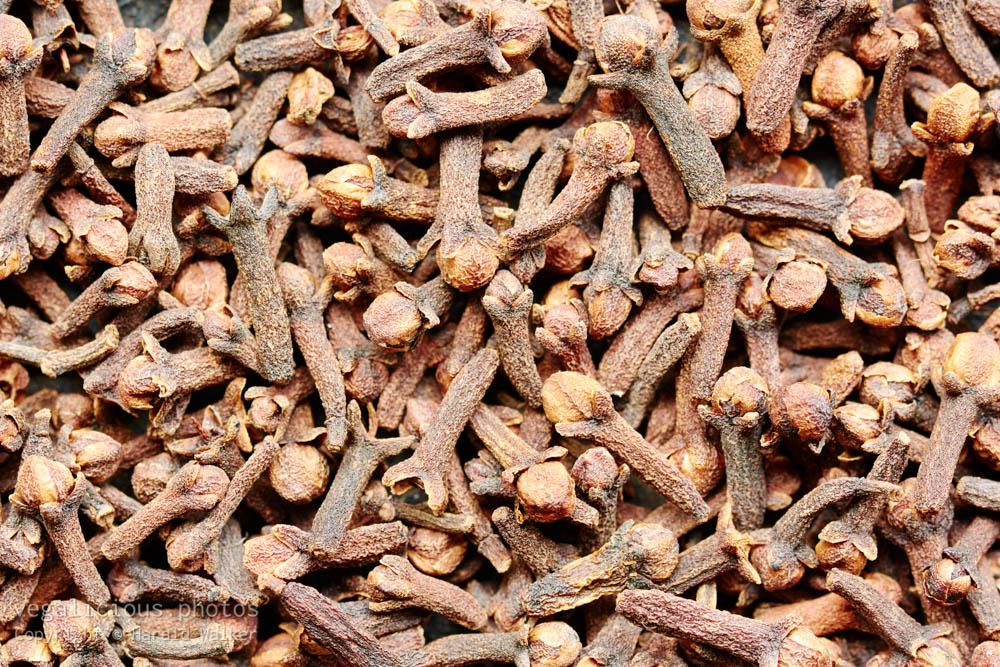 Stock photo of Dried cloves