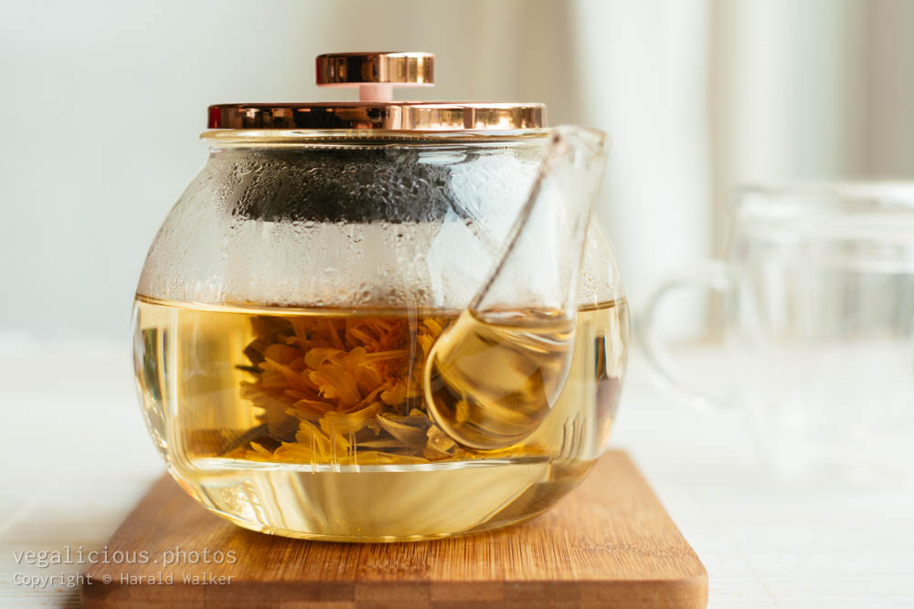 Stock photo of Jasmine tea