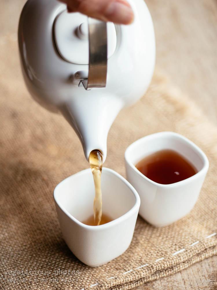 Stock photo of Darjeeling tea