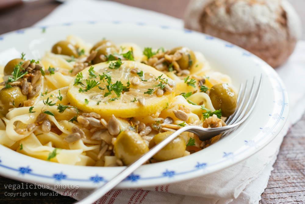 Stock photo of Sicilian Pasta