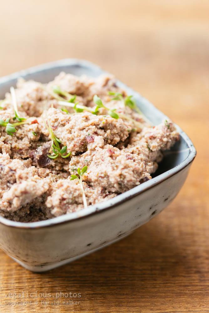 Stock photo of Kidney bean tofu spread