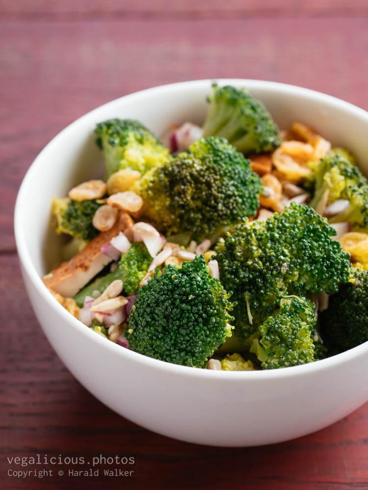 Stock photo of Vegan Broccoli Salad