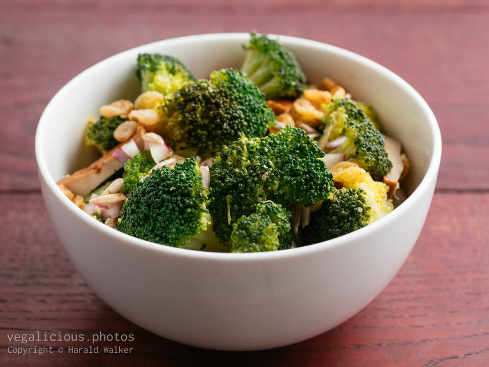 Stock photo of Vegan Broccoli Salad