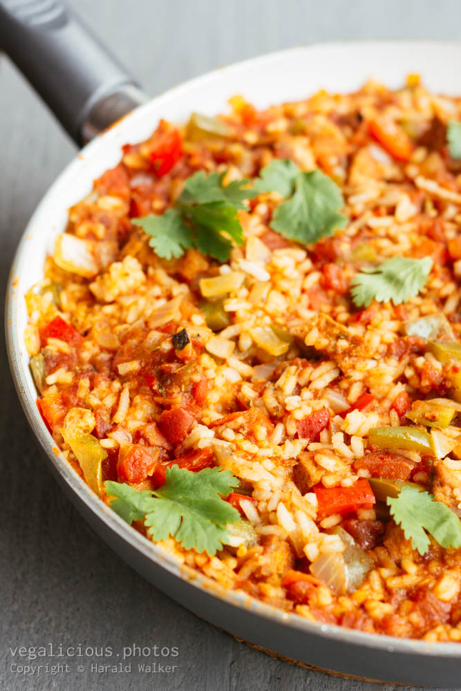 Stock photo of Mexican Rice