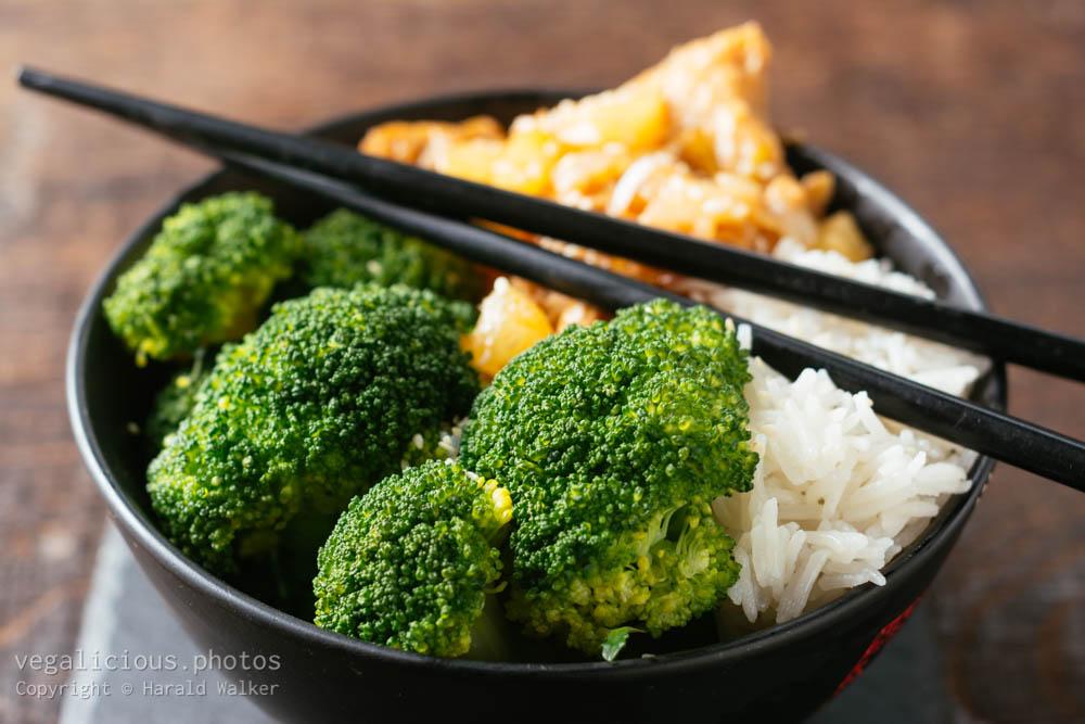 Stock photo of Broccoli bowl