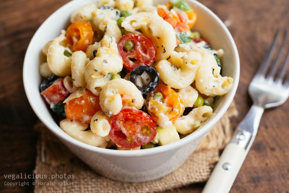 Stock photo of Macaroni Salad