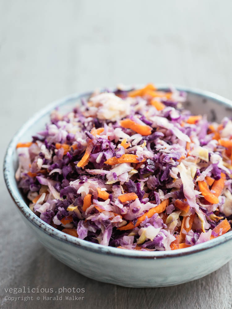 Stock photo of Roasted Coleslaw