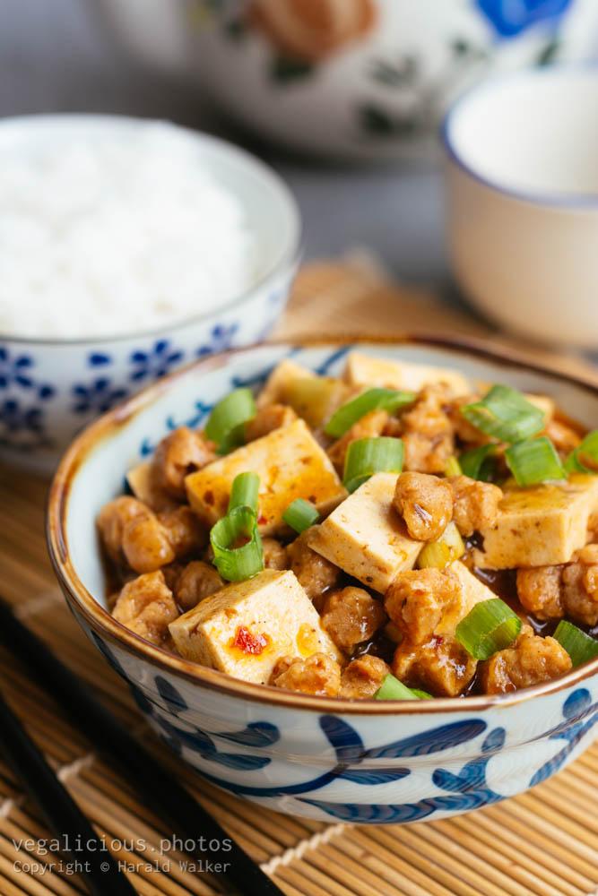 Stock photo of Mapo Tofu