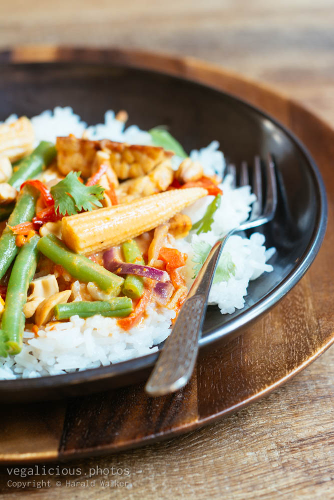 Stock photo of Panang Curry