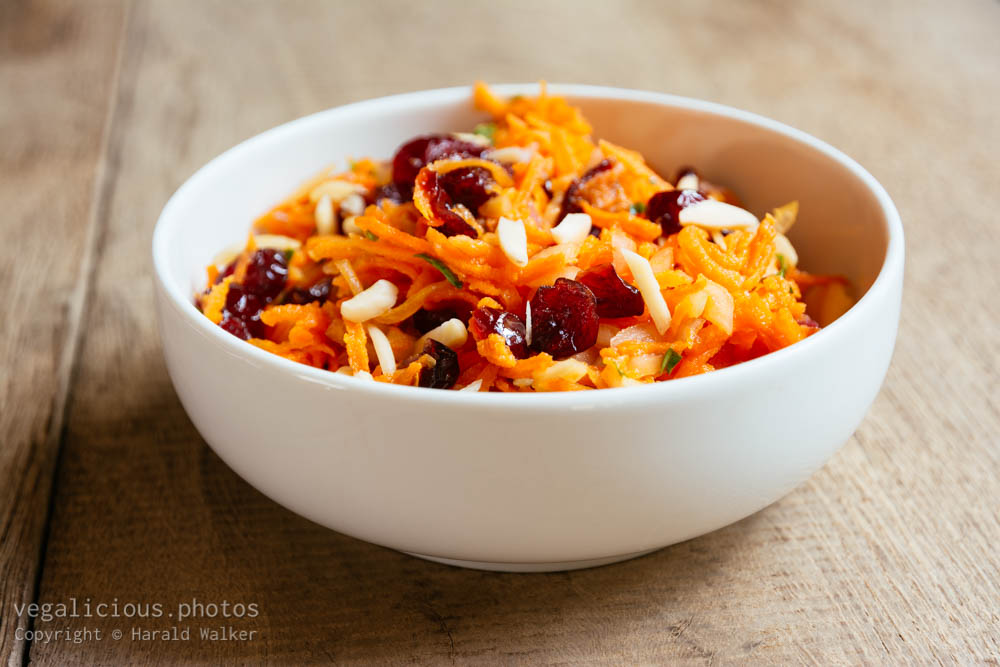 Stock photo of Carrot Salad