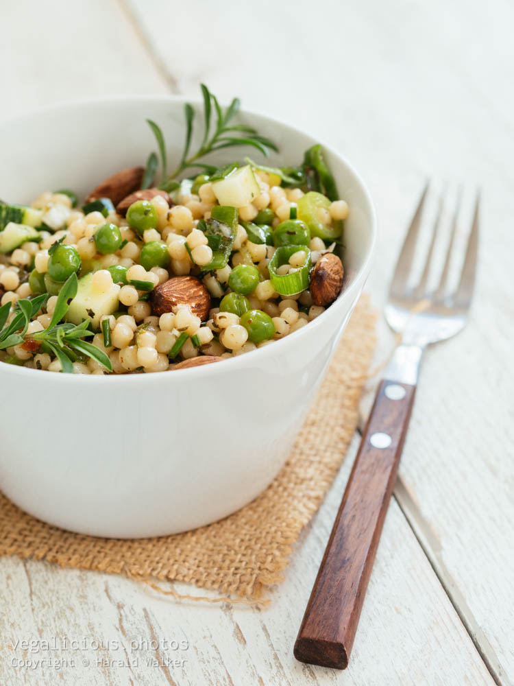Stock photo of Pearl Couscous Salad
