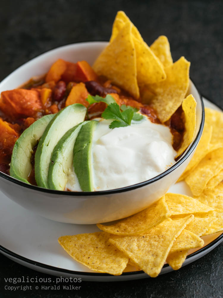 Stock photo of Pumpkin Chili
