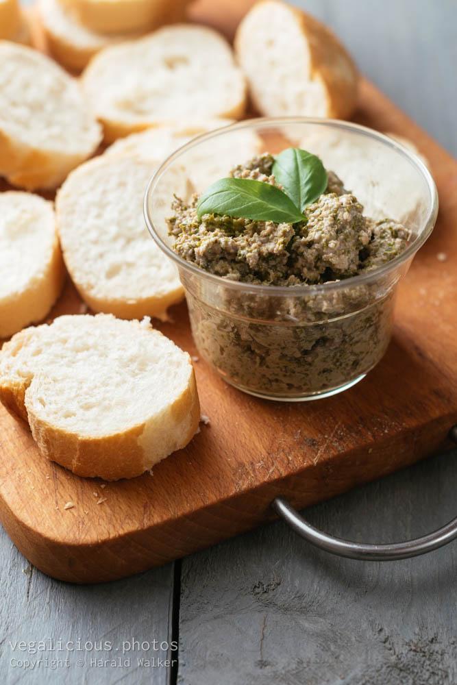 Stock photo of Kale & Walnut Pesto