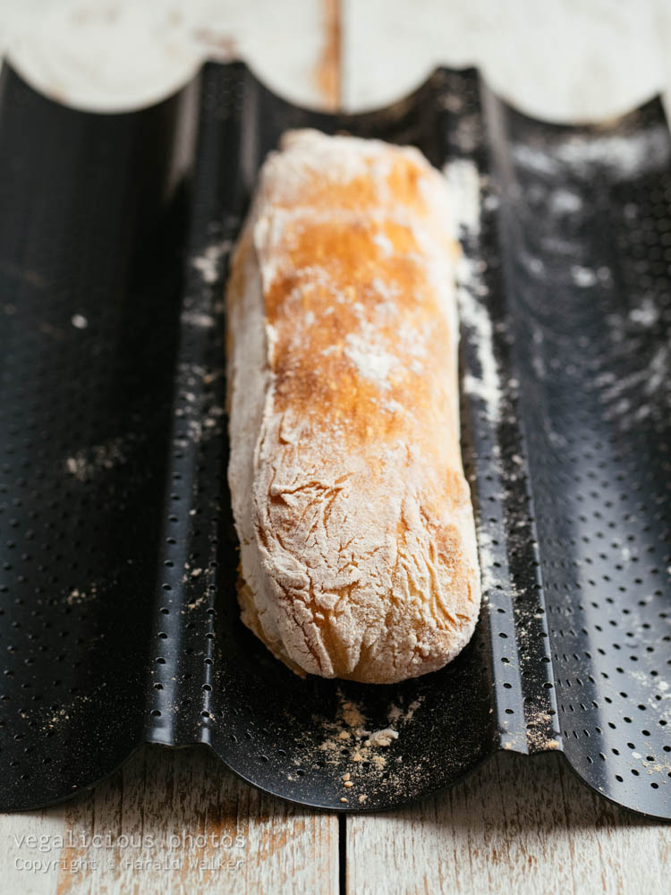 Stock photo of Home made baguette