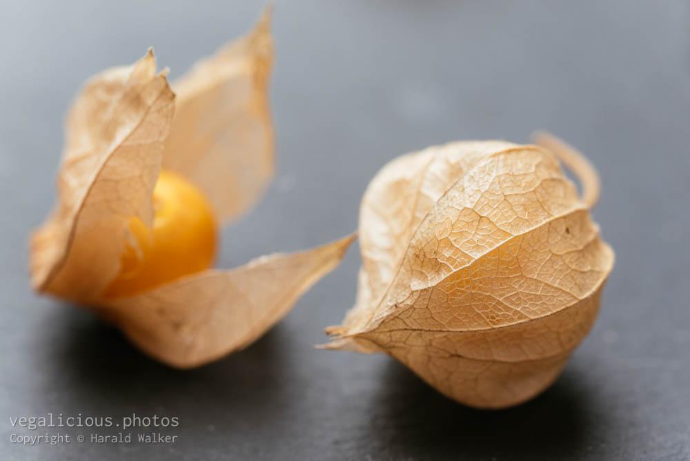 Stock photo of Physalis fruits