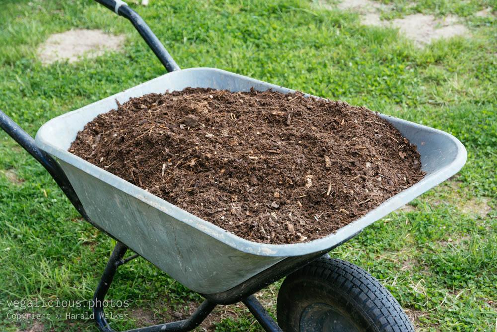 Stock photo of Garden compost