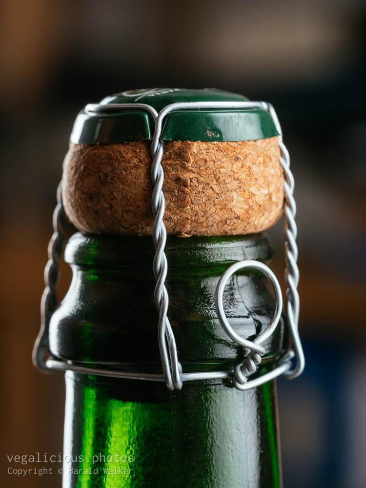 Stock photo of Cork stopper
