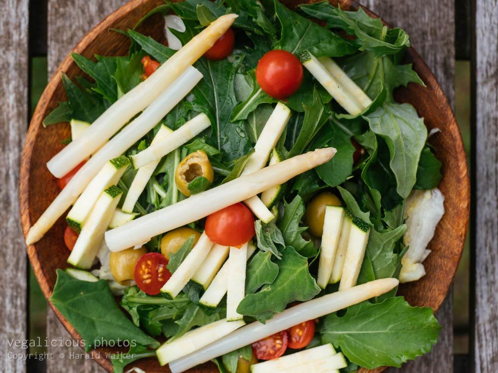Stock photo of Mixed salad